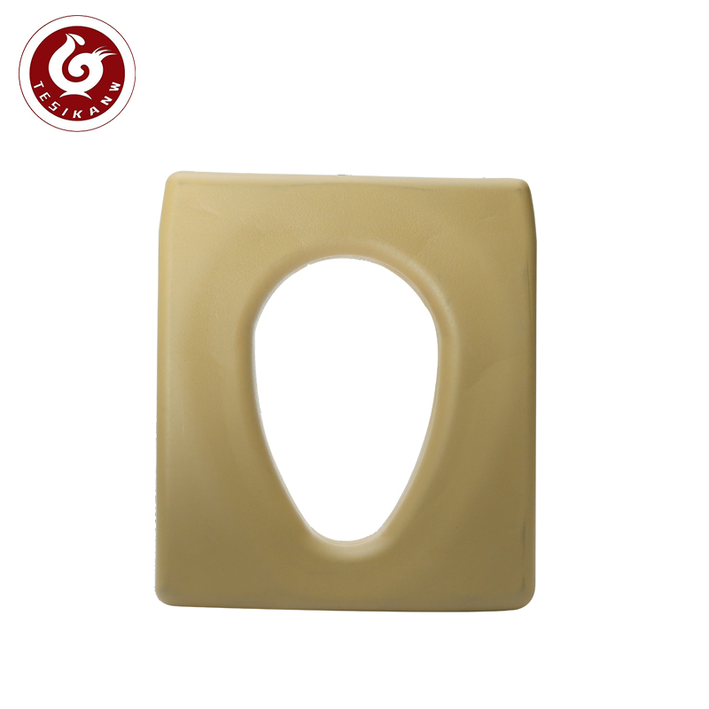 OEM ODM  color soft EVA foam plastic toilet seat cushion china manufacturer customized made